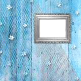 Grunge frame in the Victorian style Stock Photo