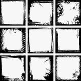 Grunge frames Royalty Free Stock Photography