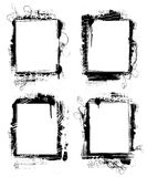 Grunge frames Stock Photos