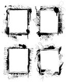 Grunge frames Royalty Free Stock Photo