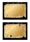 Grunge frames smooth Stock Image