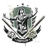 Grunge gang design Royalty Free Stock Photography