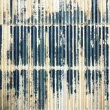 Grunge garage room Royalty Free Stock Image