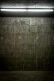 Grunge Garagehintergrund Lizenzfreies Stockbild