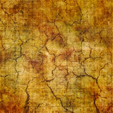 Grunge gebarsten textuur royalty-vrije illustratie