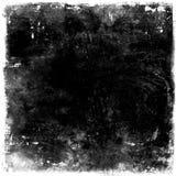 Grunge gedetailleerd masker/frame vector illustratie