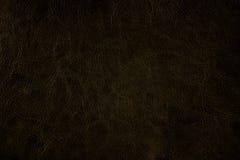 Grunge gekrast leer royalty-vrije stock foto