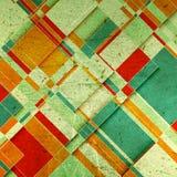 Grunge geometric background Royalty Free Stock Image