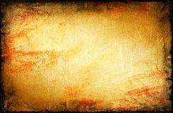 Grunge geschilderde achtergrond. Stock Foto's