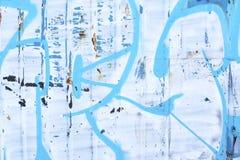 Grunge geschilderde surfase royalty-vrije stock afbeelding