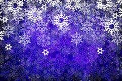 Grunge geweven voor vrolijke Kerstmisdag vector illustratie