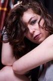 Grunge Girl Royalty Free Stock Image
