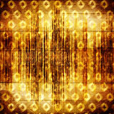 Grunge gold background Royalty Free Stock Photography