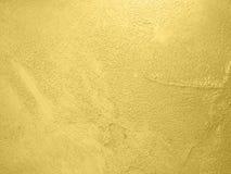 Grunge goldene Hintergrundluxuxwand Stockbilder