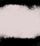 Grunge Goth Feld Stockfotos