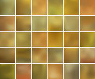 Grunge gradient background collection in multiple colors Royalty Free Stock Photography