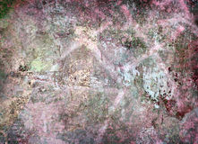 Grunge graffity metal texture Royalty Free Stock Photography