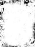 grunge graniczny Fotografia Stock