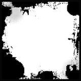 grunge graniczny ilustracji