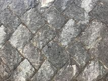 Grunge granite stone wall texture and background royalty free stock image