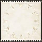 Grunge Graphic Abstr Backgr With Film Digital Stock Image