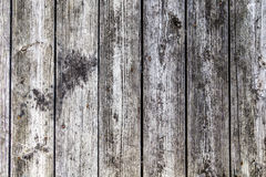 Grunge gray and light brown wood wall texture and background Stock Photos