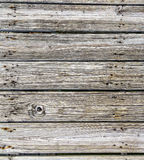 Grunge gray and light brown wood wall texture and background Royalty Free Stock Photos