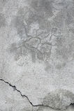 Grunge gray wall stucco texture, natural grey rustic concrete plaster macro closeup, old aged rough cracked textured copy space Stock Photo