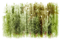 Grunge green abstract background Royalty Free Stock Images
