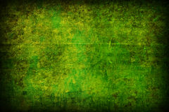 Grunge green abstract background Stock Image