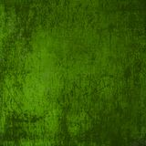 Grunge green background Stock Images