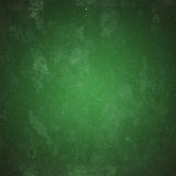 Grunge green background Stock Photography