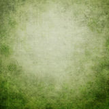 Grunge green canvas background Royalty Free Stock Images