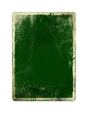 Grunge green card for st Patrick Royalty Free Stock Image