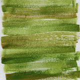 Grunge green painted background stock photography