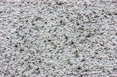 Grunge Grey Wall Stucco Texture Pattern brilhante, espaço horizontal detalhado Textured detalhado da cópia do fundo grande fotografia de stock