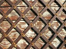 Grunge grid Royalty Free Stock Images