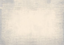 Grunge grid template. Texturized grunge frame in light brown and gray Royalty Free Stock Photos