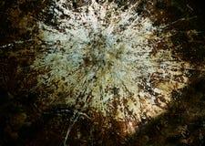 Grunge grime metal Stock Image