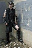 Grunge Guy Stock Photos
