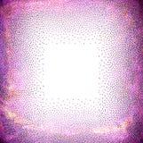 Grunge halftone kropkuje teksturę Obraz Stock