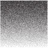 Grunge halftone kropkuje wektorowego tekstury tło Fotografia Stock