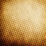 Grunge halftone pattern background Stock Image