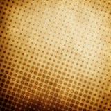 Grunge halftone pattern background Stock Image