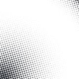 Vector abstract dotted halftone texture. Grunge halftone textured pattern with dots. Vector pop art dotted halftone gradient design element. Dots abstract Stock Photos