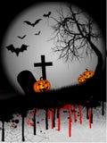 Grunge Halloween Royalty Free Stock Images