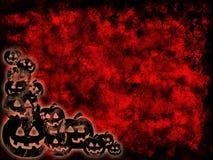grunge Halloween Obraz Stock