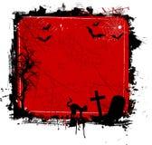 Grunge halloween Royalty Free Stock Image