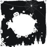Grunge halloween background royalty free stock photos