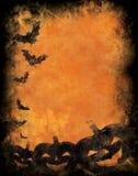 Grunge halloween background Stock Photography